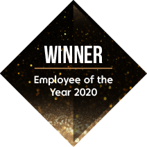Signs Express Employee Of The Year Winner 2020