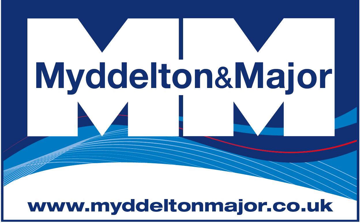 Myddelton And Major Logo