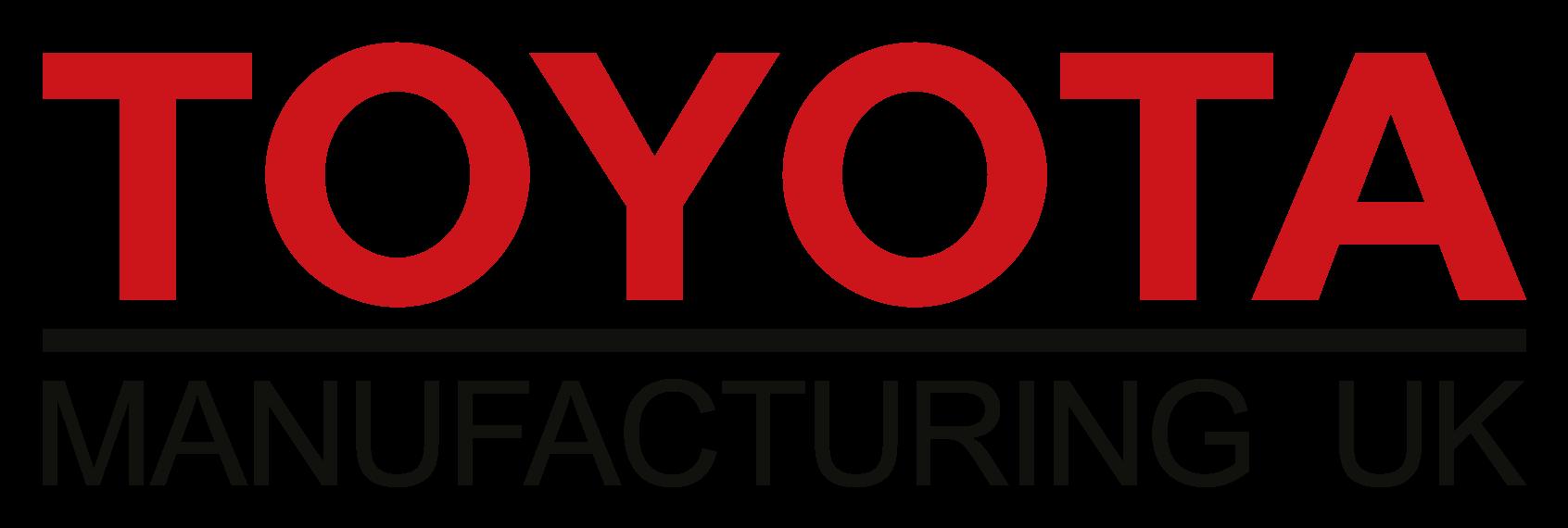 Toyota Manufacturing Logo (No Background)