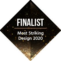 Signs Express Most Striking Design Finalist 2020