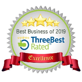Three Best Rated Business 2019