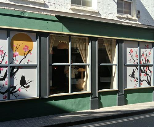 Shop signs and graphics in Bristol You & Meow