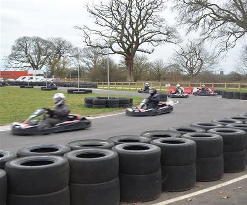 Endurance karting challenge