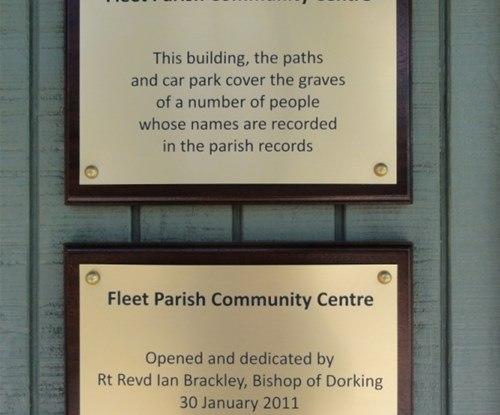 Fleet Parish Community Centre