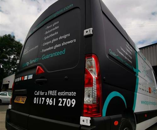 Van wrapping in avonmouth
