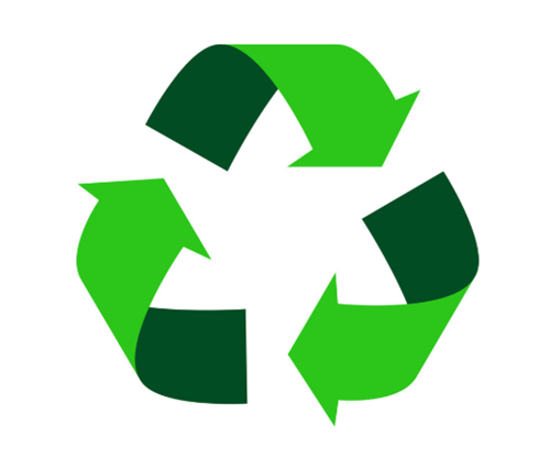 We have now increased the amount of recycling we do