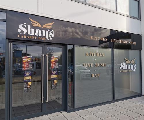 Shan's Cabaret Bar in Bristol