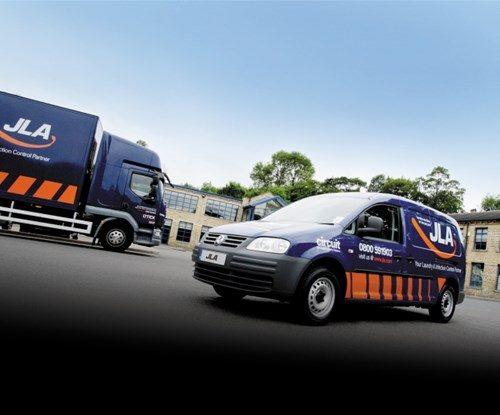 JLA fleet graphics