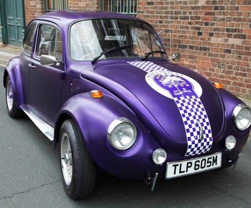 Signs Express Leeds polish-off Cadbury chocolate vehicle project