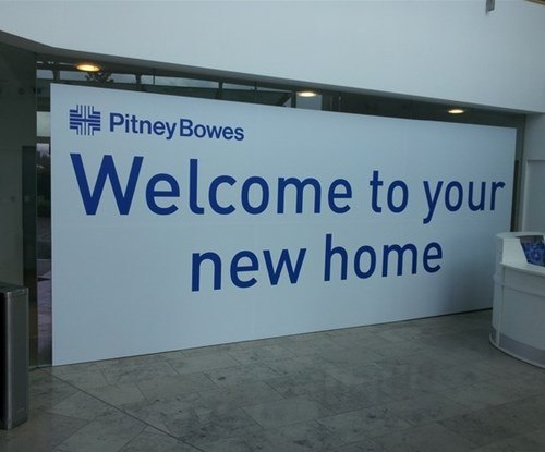 Pitney Bowes Ltd in Harlow
