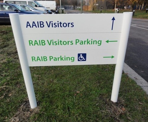 The Air Accident Investigation Branch (AAIB)