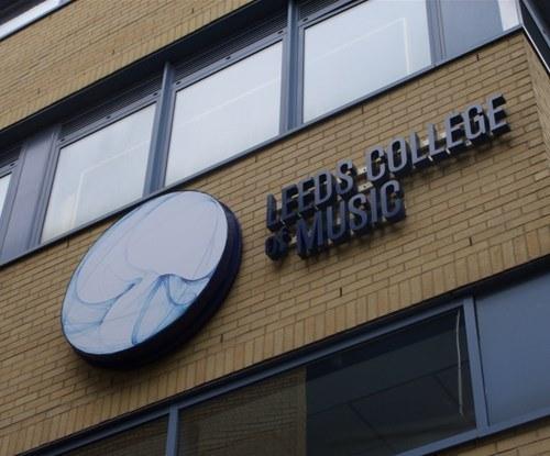 External building signage