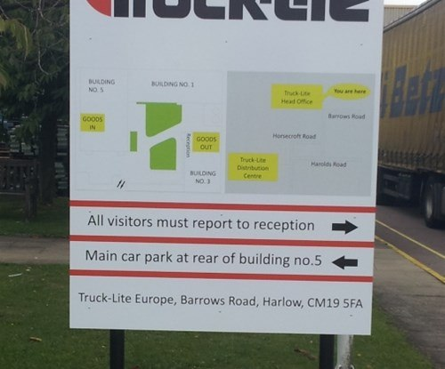 A new look for Truck-Lite Europe