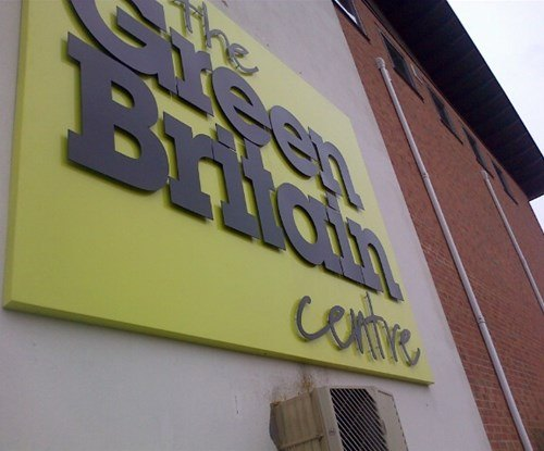 External signs installed by Signs Express (Peterborough)
