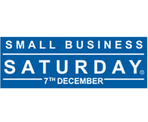 Small Business Saturday, 7th December 2019