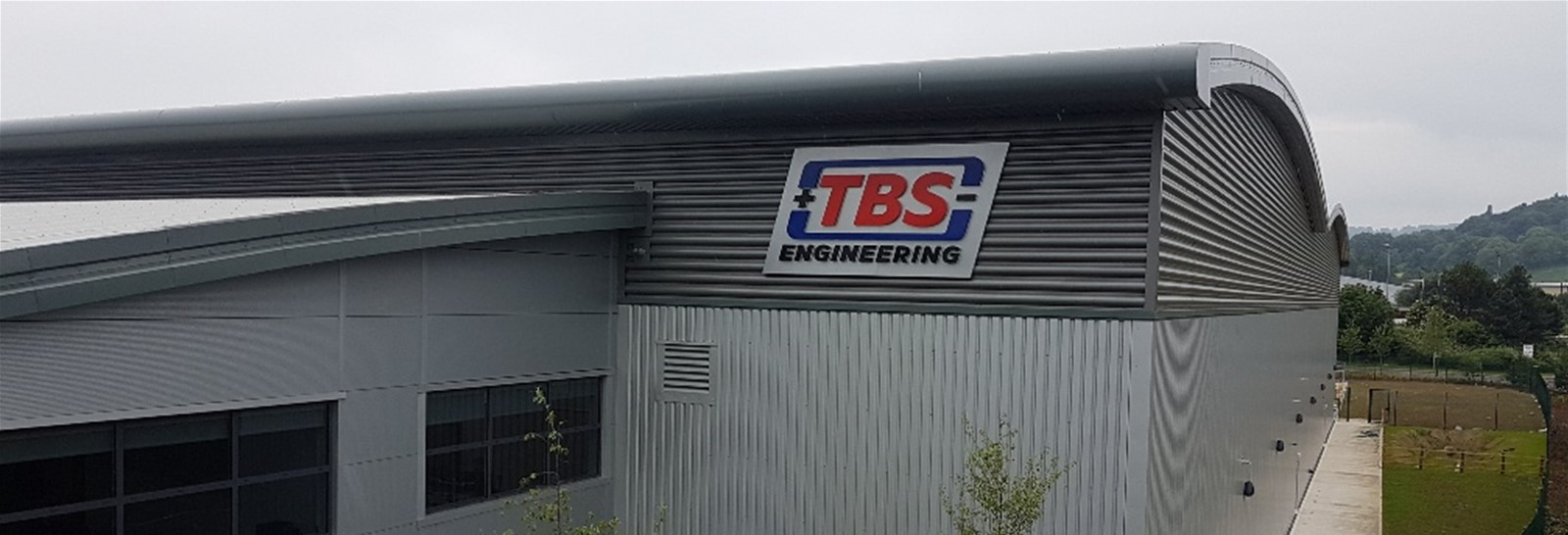TBS Engineering signage by Signs Express