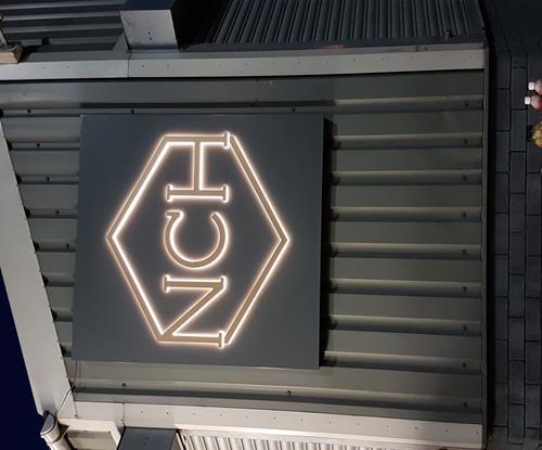 Illuminated Tray
