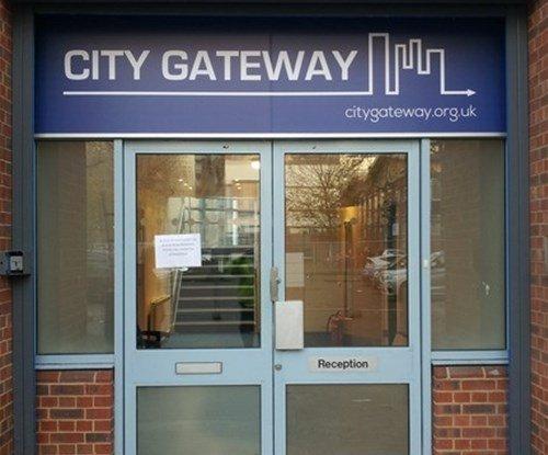 City Gateway 14-19 Main Entrance