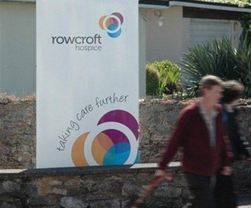 Rowcroft entrance