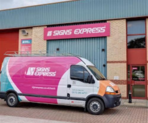 Signs Express Leeds Unit