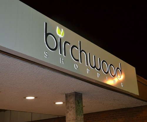Birchwood Shopping Centre