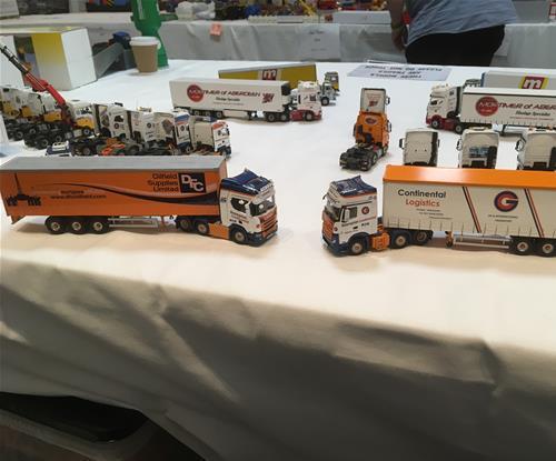 Mortimer Model Trucks