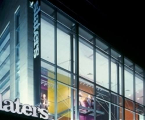 Slaters Exterior