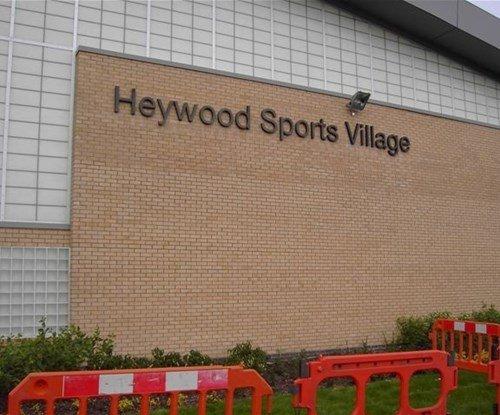 Heywood Sports Village