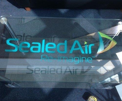 Sealed Air various signage