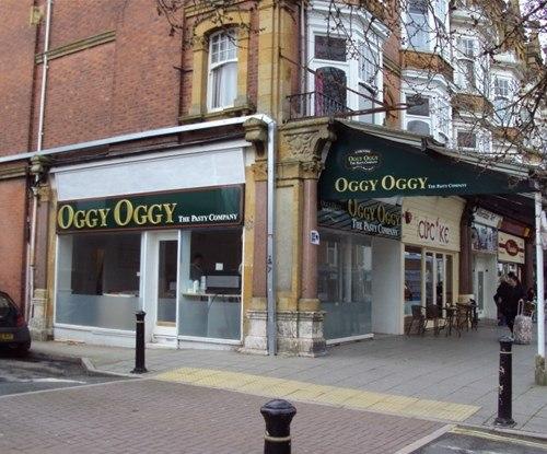 Oggy Oggy Pasty Co