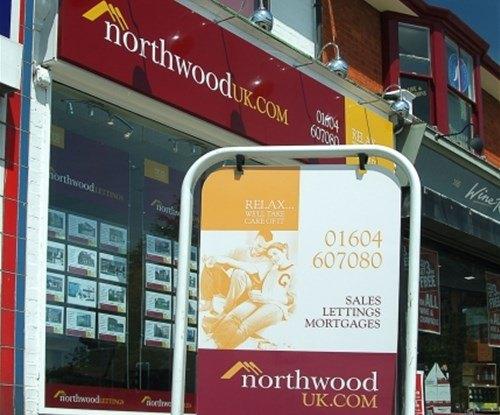 Northwood UK pavement board