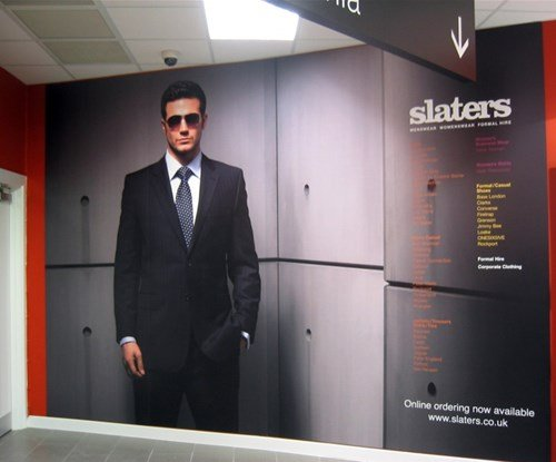 Slaters wall graphics directory