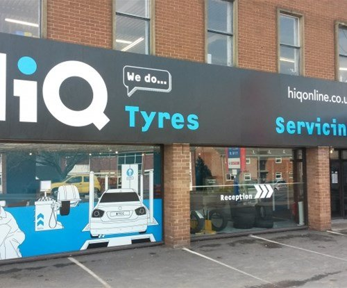 Signage by Signs Express Worcester