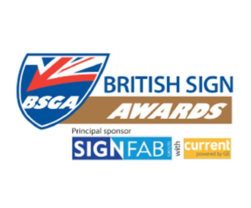 National sign awards