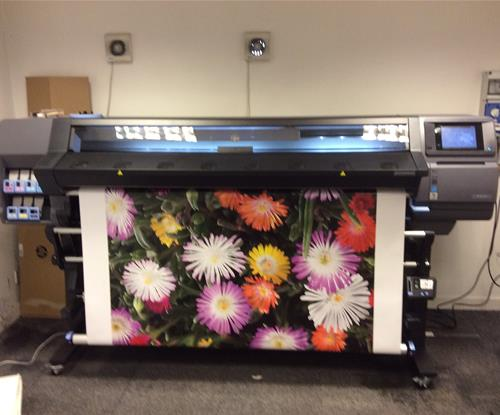 New Wide Format Printer