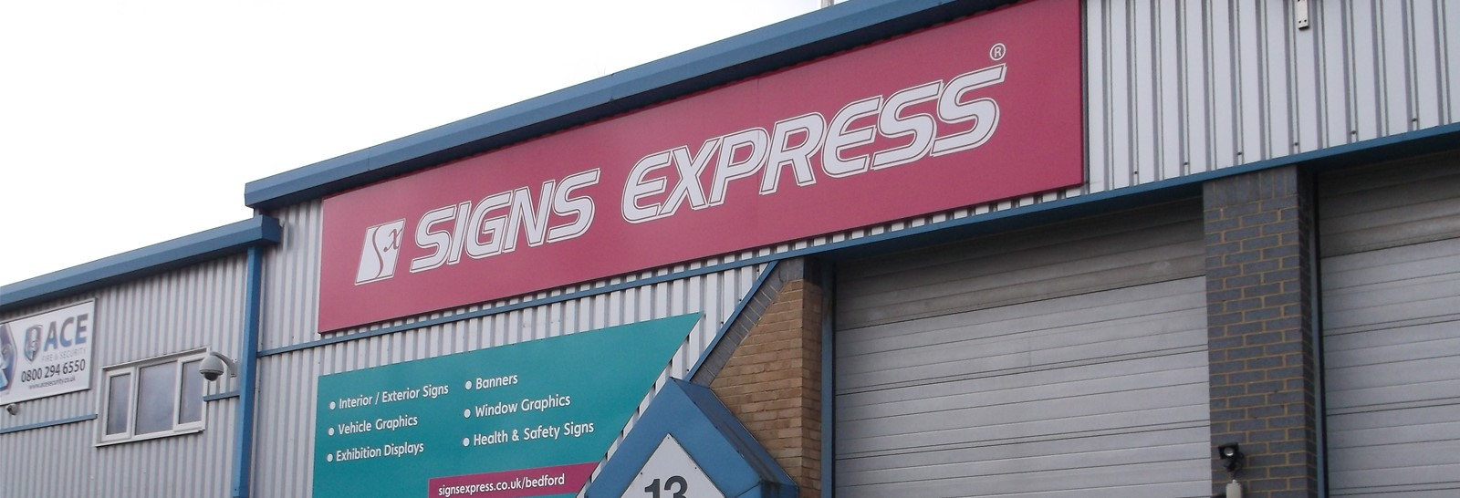 Signs Express Bedford welcomes new owner