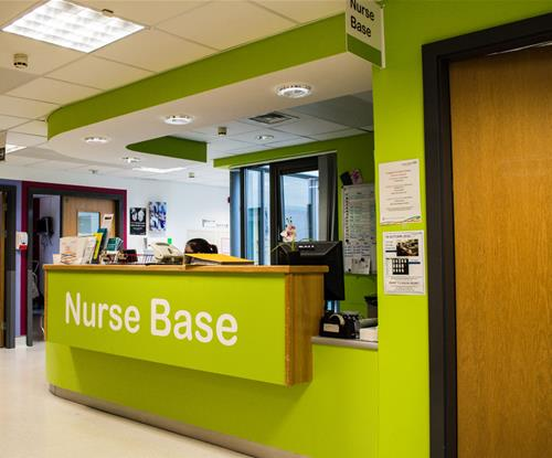 Signs Express (Southampton) deliver signage solutions at Lymington New Forest Hospital