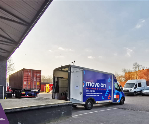 Vehicle Wrapping for Move On Removals