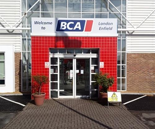 Welcome to BCA London Enfield