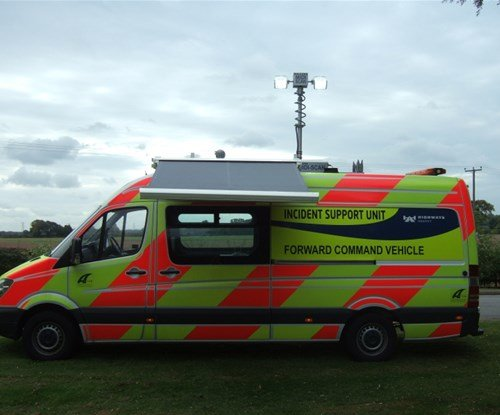 A-One+ reflective vehicle graphics