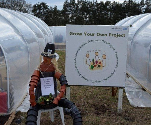 Lancashire Care - 'Grow Your Own'