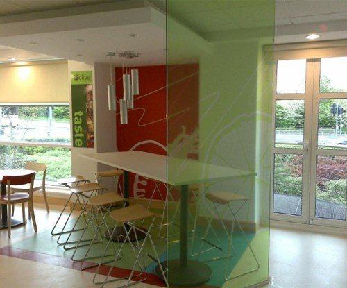 Wall and window graphics