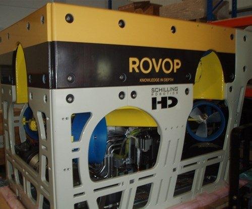ROV panel wrap