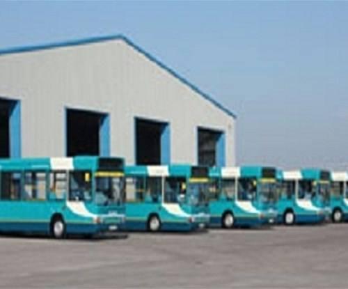 Bus Graphics for a leading refurbishment company