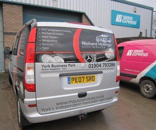 Richard Hollings Auto Services