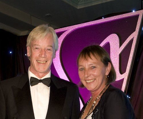 Steve and Carol Morris of Signs Express (Sheffield)