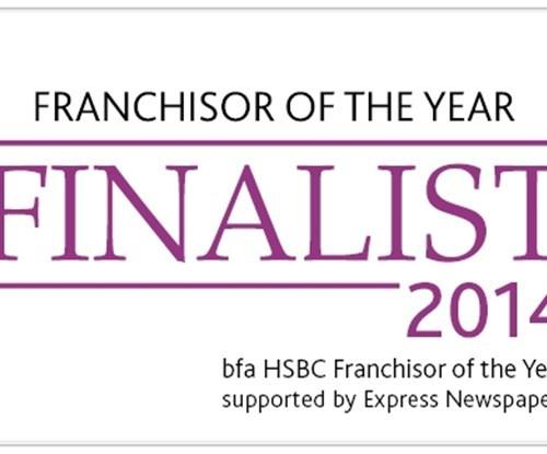 BFA Franchisor of the year finalist