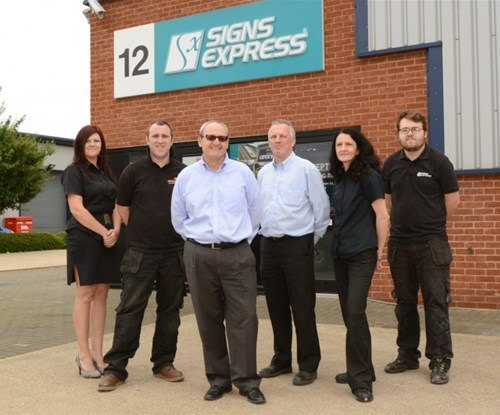 Become a franchisee like Mike Tame at our Peterborough centre