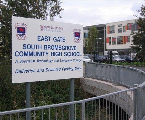 South Bromsgrove High School