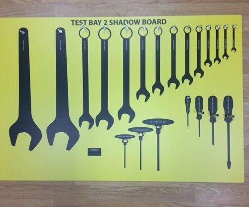 Shadow Board Signs Express Teesside